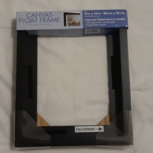 50% OFF Canvas Float Frame